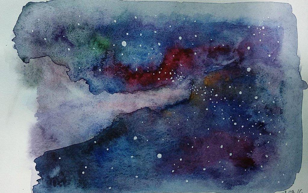 Space. Космос.